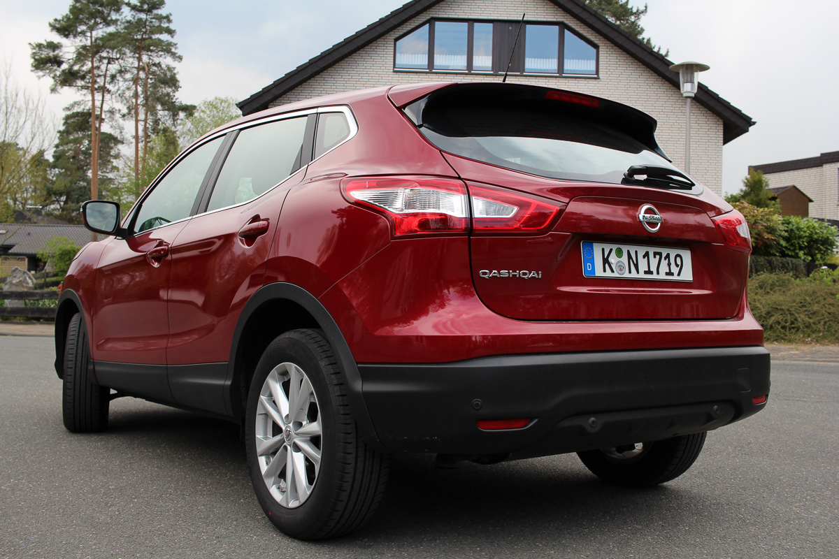 2015 nissan qashqai 1 6 dig t im fahrbericht test review voice over. Black Bedroom Furniture Sets. Home Design Ideas