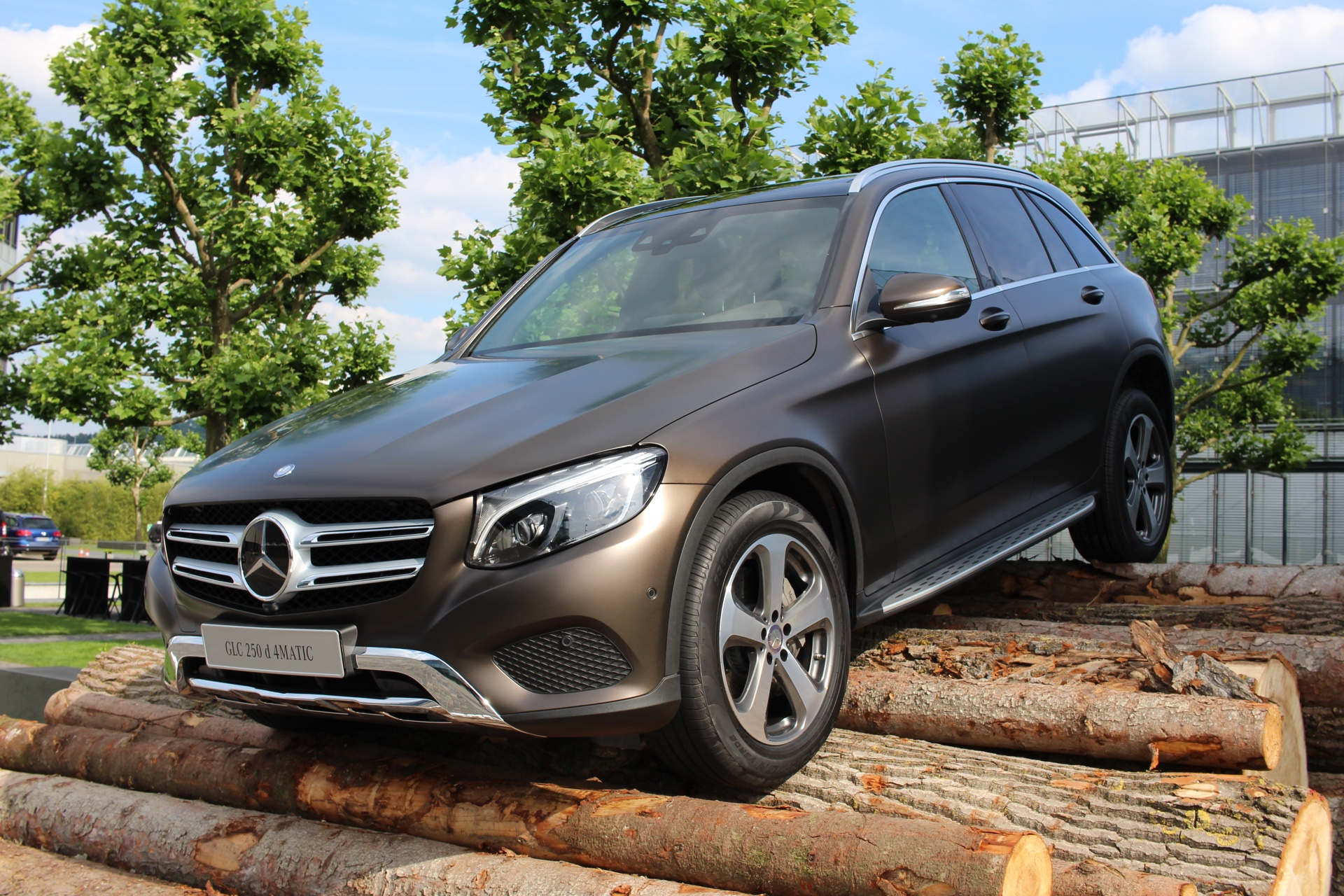 2015 Mercedes-Benz GLC – Vorstellung – Video