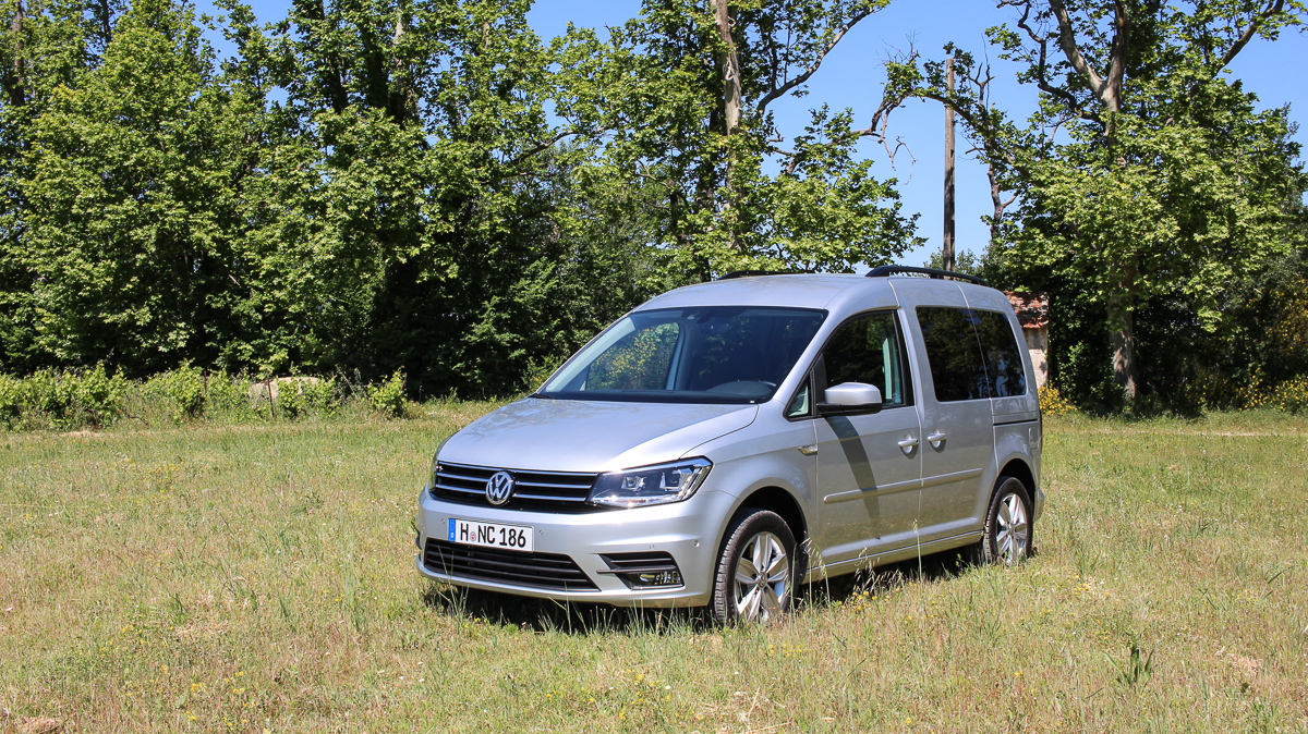 2015 VW Caddy – Test / Video / Fahrbericht