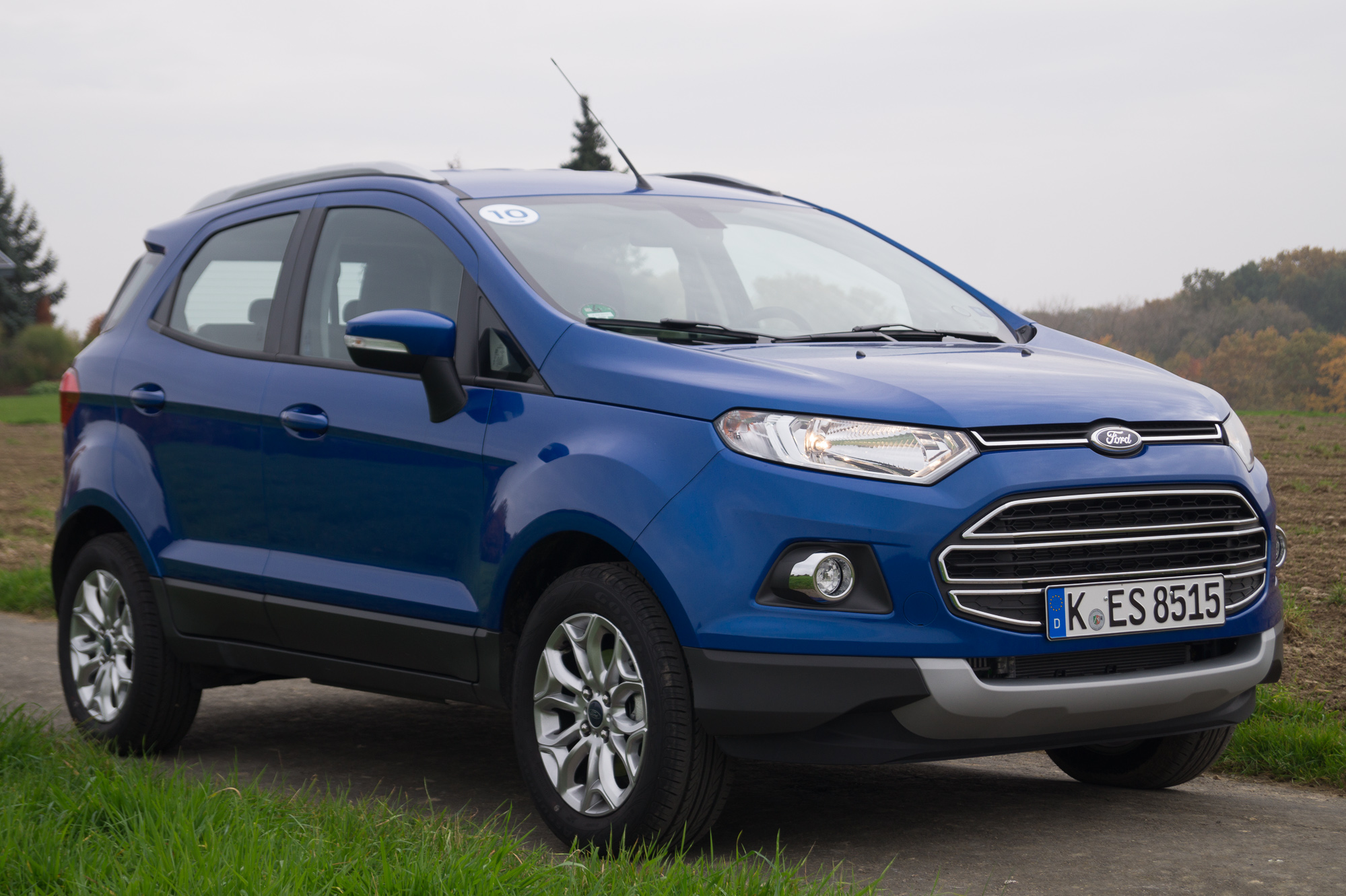 Video: Ford EcoSport 2015