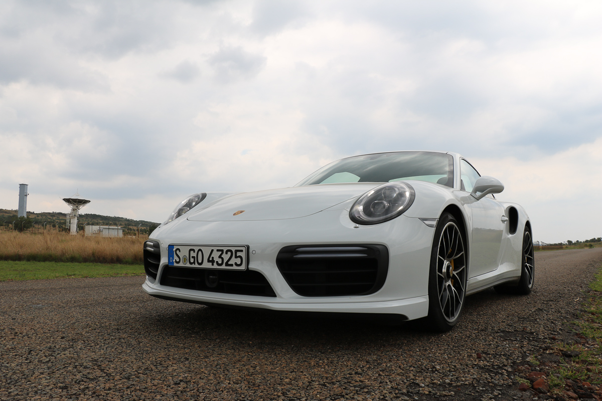 Video: Porsche 911 Turbo S