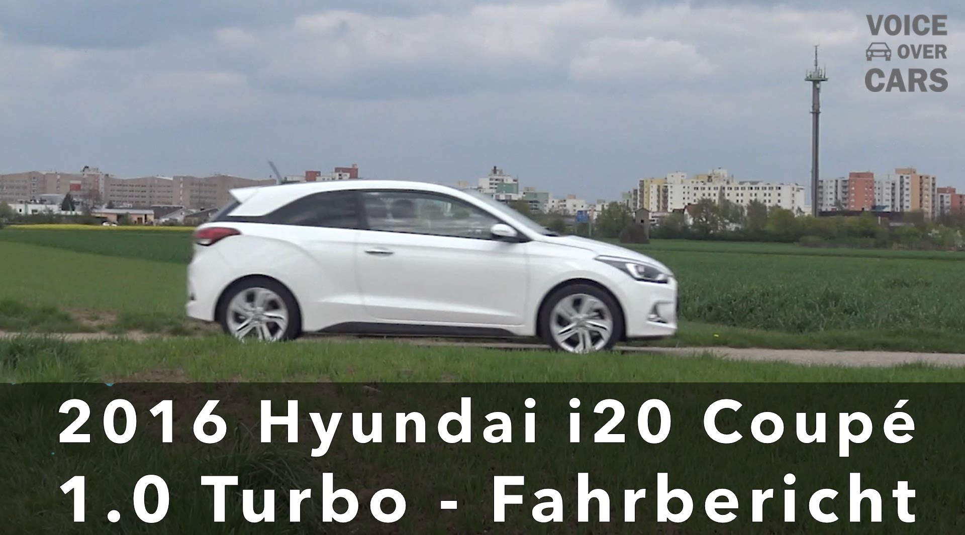 2016 Hyundai i20 Turbo Coupe Test Fahrbericht VLOG Review Voice over Cars