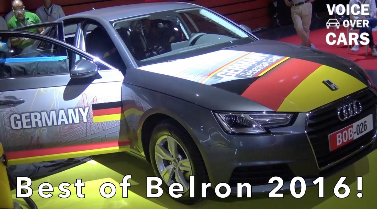 Best of Belron 2016 – Behind the Scenes & die Gewinner #BestOfBelron