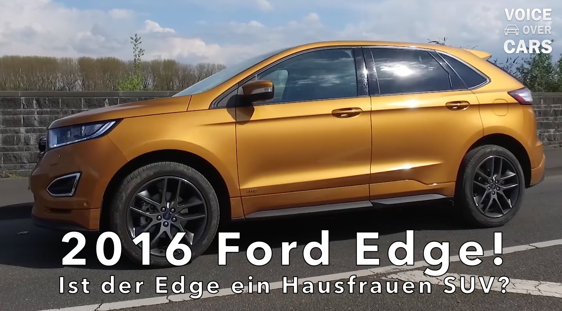 2016 ford edge fakten und informationen voice over. Black Bedroom Furniture Sets. Home Design Ideas