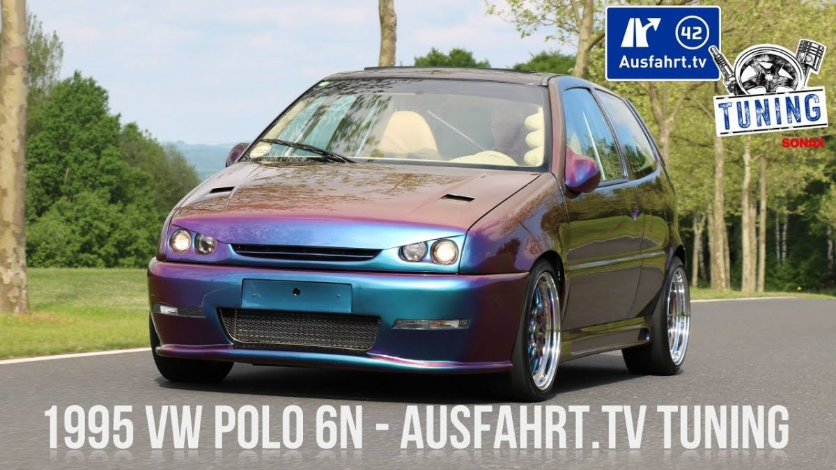 Ausfahrt.TV Tuning – Folge 10: VW Polo 6N Extrem Tuning inkl. Car Porn & Sound Check