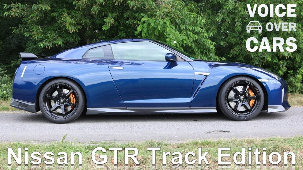 2018 Nissan GTR Track Edition Fahrbericht Test Review Meinung Eindruck Soundcheck Voice over Cars Kr