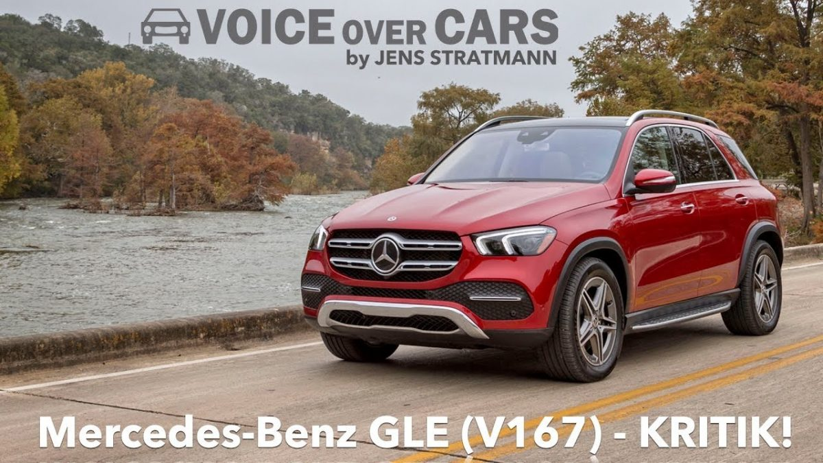 2019 Mercedes-Benz GLE 450 4MATIC Fahrbericht Test Review Kritik Voice over Cars by Jens Stratmann