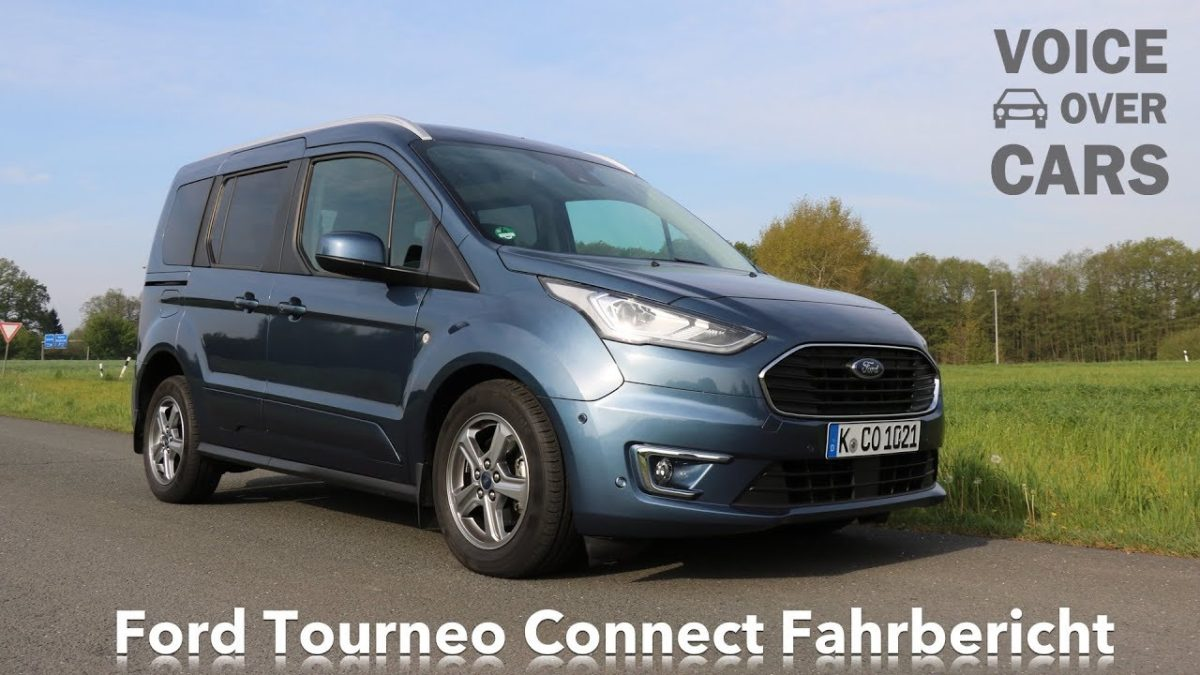 2019 Ford Tourneo Connect Fahrbericht Test Review Kaufberatung – Tops & Flops – Meine Meinung