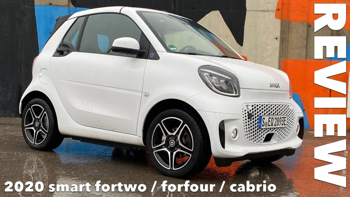 2020 smart eq fortwo, cabrio oder forfour? Fahrbericht Test Review Kaufberatung Meinung Kritik Preis
