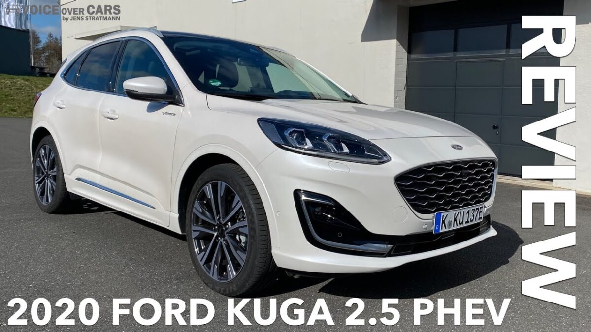 2020 Ford Kuga 2.5 PHEV Test Fahrbericht Review Meinung Kritik Kaufberatung Plug-In Hybrid Verbrauch