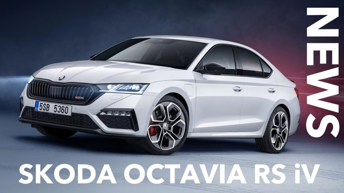 10 Fakten zum 2020 Skoda Octavia RS iV | Voice over Cars News