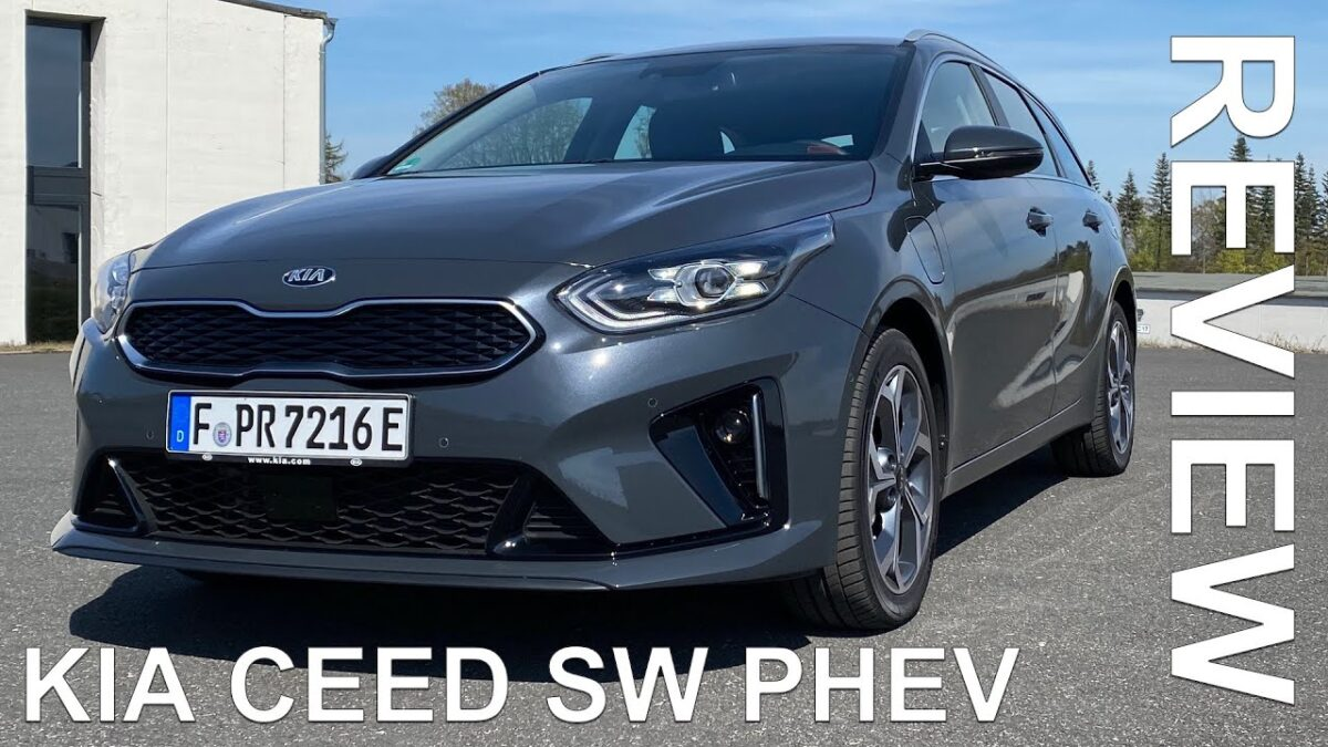 2020 KIA Ceed SW PHEV 1.6 DIG Fahrbericht Test Review Kaufberatung Verbrauch Kritik Voice over Cars