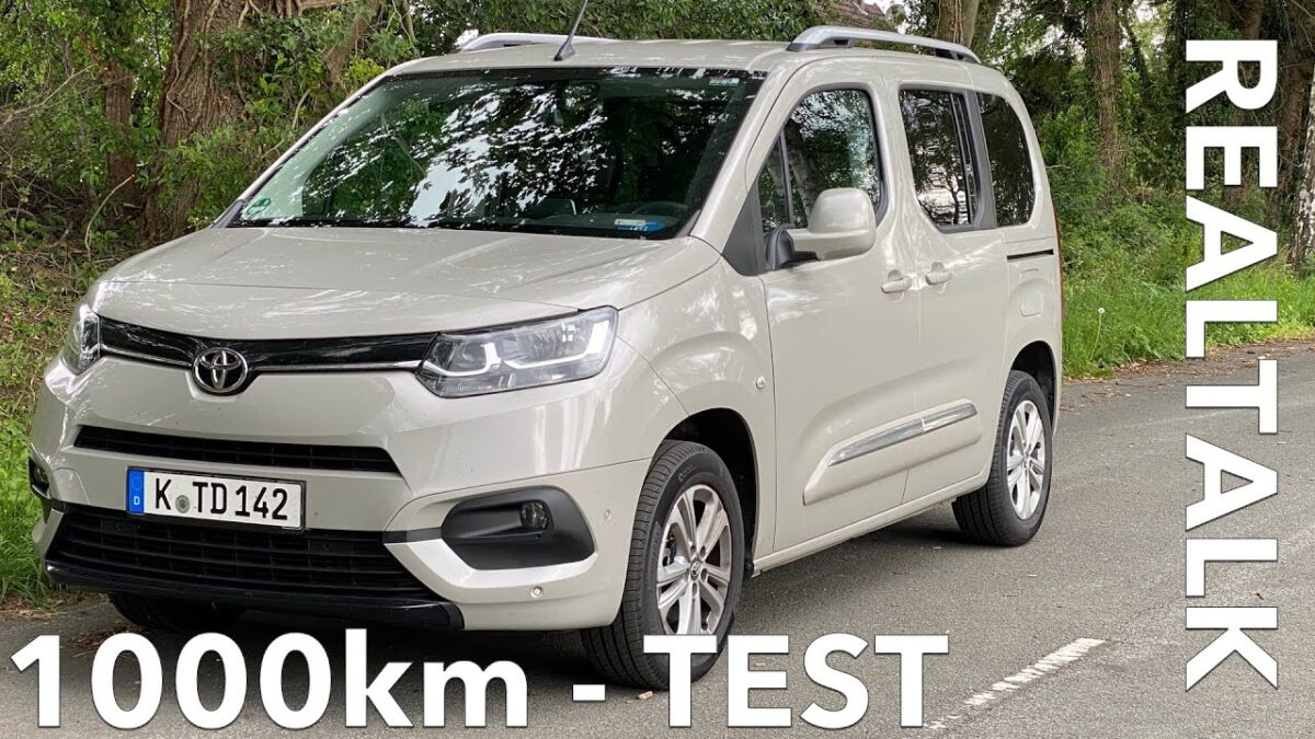 2020 Toyota Verso Research New