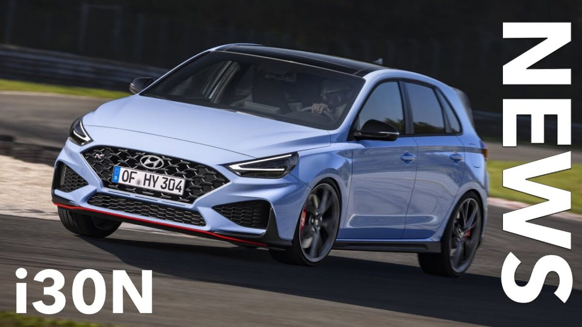 10 Fakten zum 2021 Hyundai i30N Performance | Leistung | Sound | Motor | 0-100 |Voice over Cars News