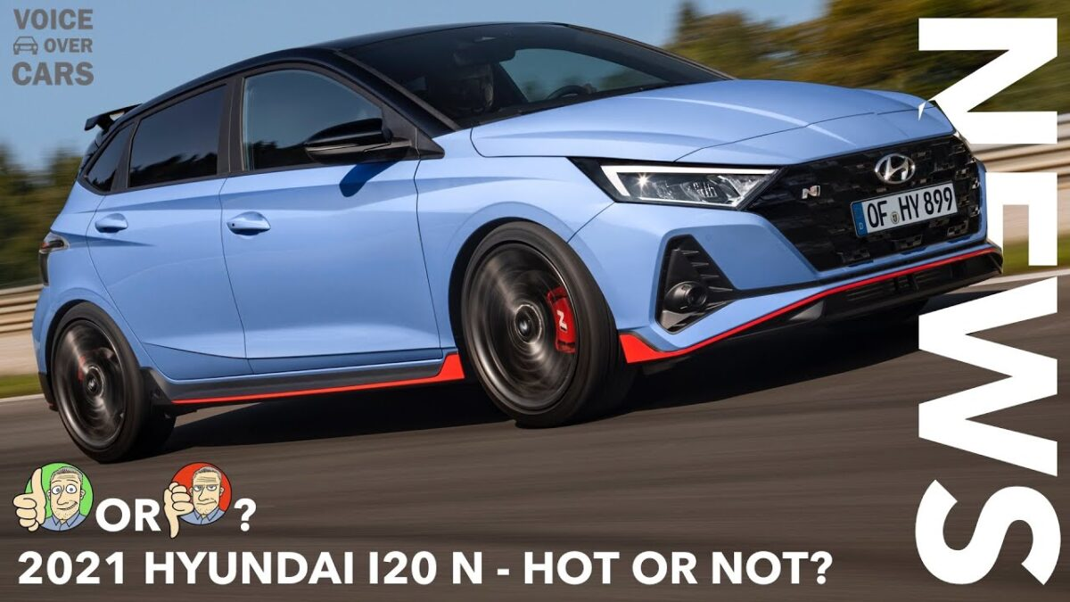 2021 Hyundai I20 N | Fakten | technische Daten | 0-100 | Sound-Check | Voice over Cars News