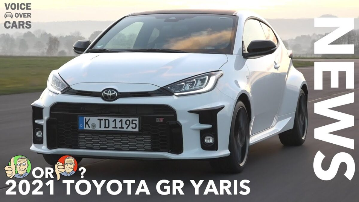 2021 Toyota GR Yaris Tuning | Motor Leistung Sound Preis Voice over Cars News