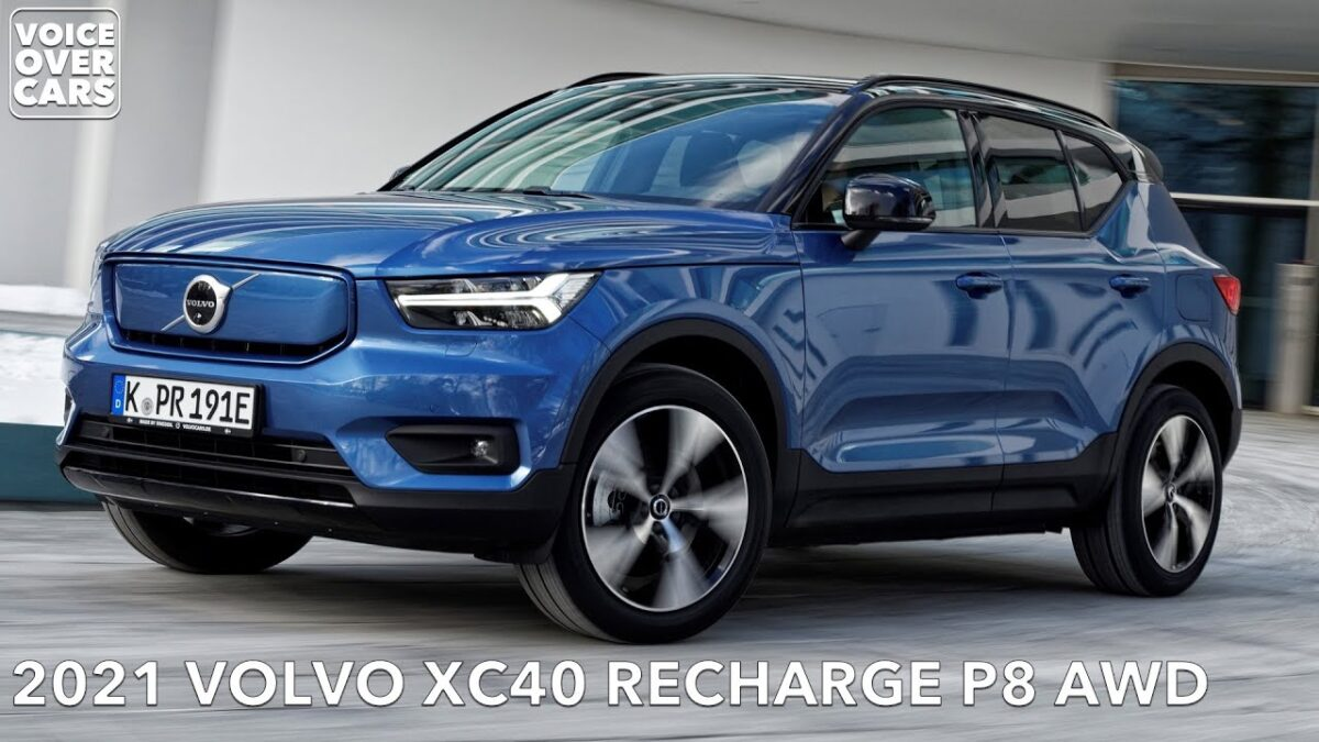 2021 Volvo XC40 Recharge P8 AWD Fahrbericht Test Review Kritik Meinung | Voice over Cars Deutsch