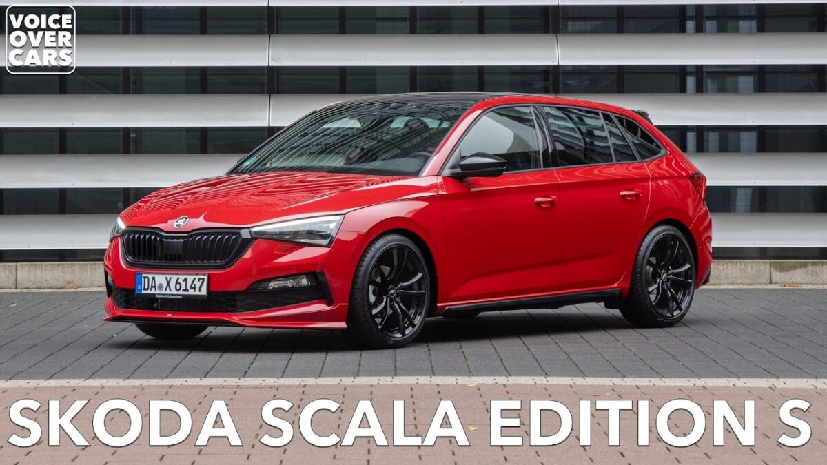 2021 Skoda Scala Edition S | ABT Tuning | Skoda Scala Tuning | Chip-Tuning | Voice over Cars News