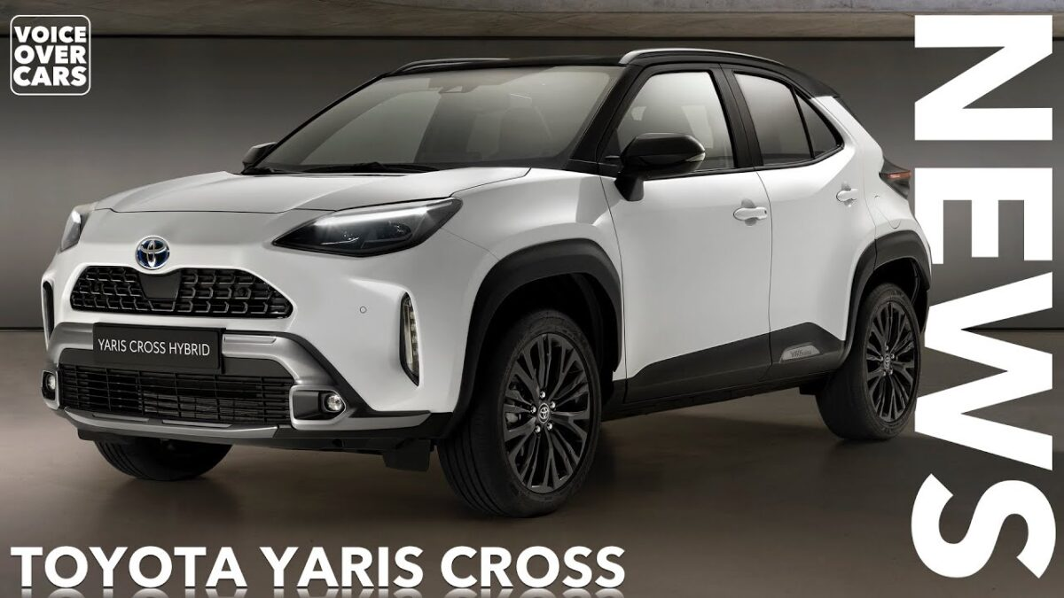 2021 Toyota Yaris Cross Hybrid | Immerhin mit Allrad! | Voice over Cars News