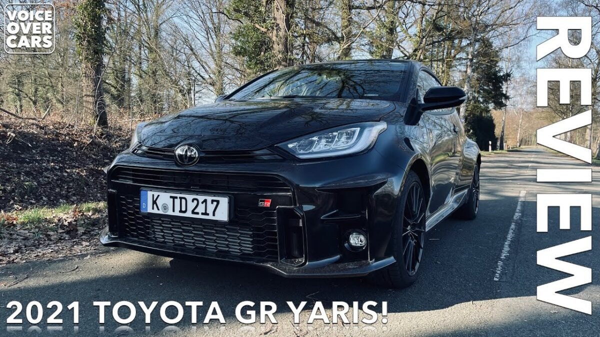 2021 Toyota GR Yaris Fahrbericht | Test Review | Verbrauch im Alltag | Voice over Cars Tuning