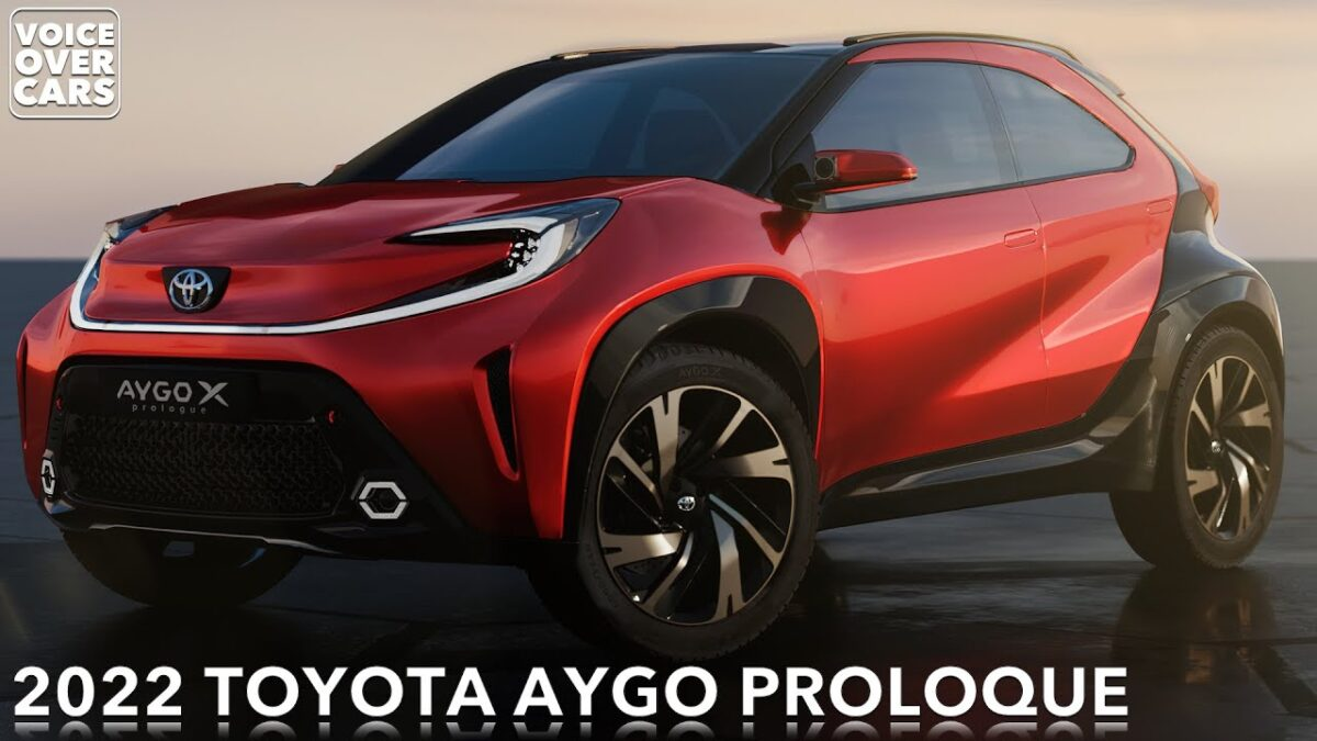 2022 Toyota Aygo X-Proloque | Toyota GR AYGO? | Voice over Cars News